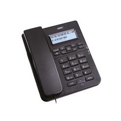 Karel - KAREL TM 145 ANALOG TELEFON CID SİYAH