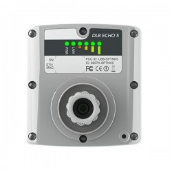 LigoWave - LigoDLB ECHO-5 dahili ve yönlü 5 GHz, MiMo, 15 dBi antenli, client, noktadan noktaya cihaz (harici anten ile kullanılabilir)