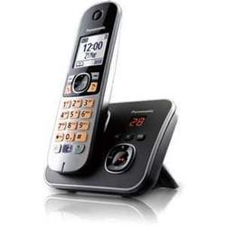 Panasonic - PANASONIC KX-TG 6821 Siyah