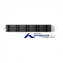 Qnap - QNAP TS-1231XU-RP (4GB DDR3L Ram) Nas Kayıt Cihazı