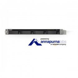 Qnap - QNAP TS-431XU-RP (2GB DDR3L Ram) Nas Kayıt Cihazı